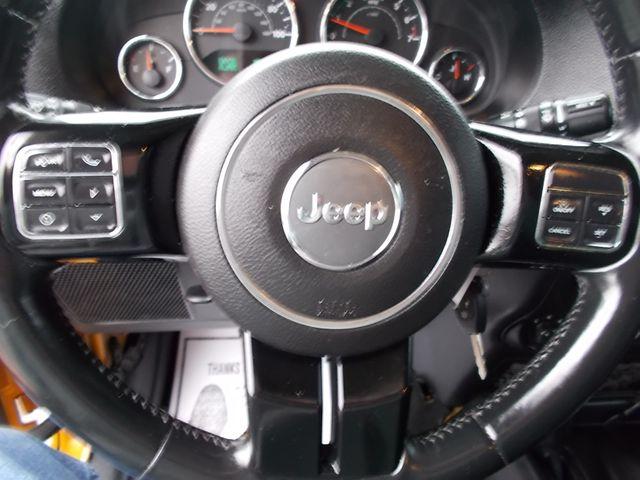2014 Jeep Wrangler Unlimited Altitude Shelbyville, TN 32