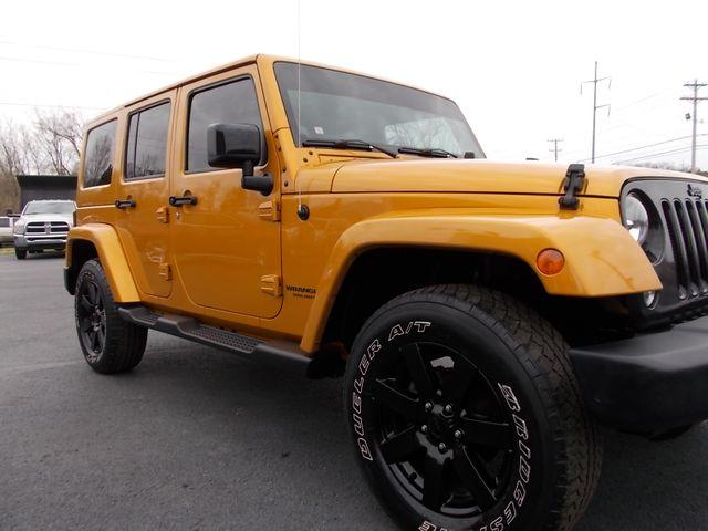2014 Jeep Wrangler Unlimited Altitude Shelbyville, TN 8