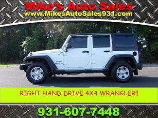 2014 Jeep Wrangler Unlimited Sport RHD Shelbyville, TN