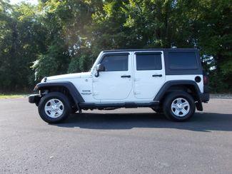 2014 Jeep Wrangler Unlimited Sport RHD Shelbyville, TN 1