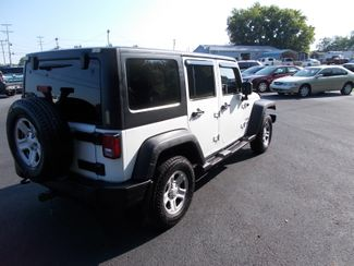 2014 Jeep Wrangler Unlimited Sport RHD Shelbyville, TN 10