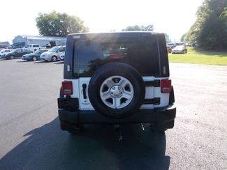 2014 Jeep Wrangler Unlimited Sport RHD Shelbyville, TN 11