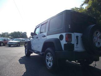 2014 Jeep Wrangler Unlimited Sport RHD Shelbyville, TN 3