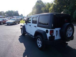 2014 Jeep Wrangler Unlimited Sport RHD Shelbyville, TN 4