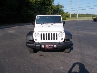 2014 Jeep Wrangler Unlimited Sport RHD Shelbyville, TN 5