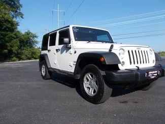 2014 Jeep Wrangler Unlimited Sport RHD Shelbyville, TN 6