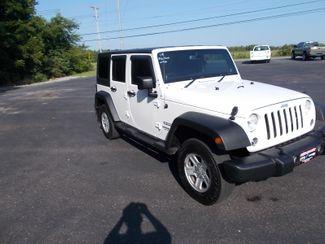 2014 Jeep Wrangler Unlimited Sport RHD Shelbyville, TN 7