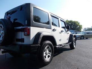 2014 Jeep Wrangler Unlimited Sport RHD Shelbyville, TN 9