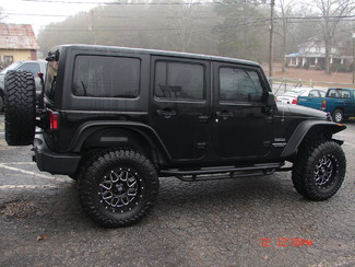2014 Jeep Wrangler Unlimited Sport Spartanburg, South Carolina