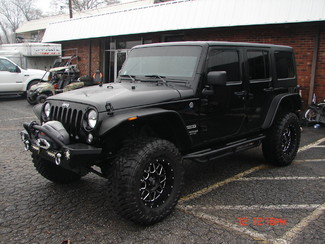 2014 Jeep Wrangler Unlimited Sport Spartanburg, South Carolina 3