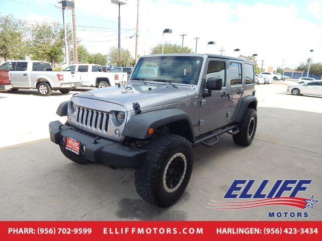 2014 Jeep Wrangler Unlimited Sport in Harlingen, TX 78550