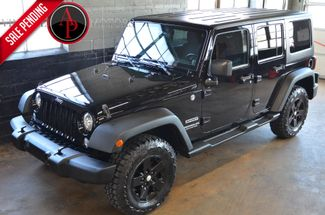 2014 Jeep Wrangler Unlimited Sport in Statesville, NC 28677