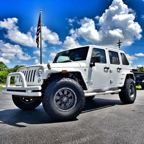 2014 Jeep Wrangler Unlimited Sahara in , Florida