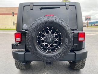 2014 Jeep Wrangler Unlimited CUSTOM SPORT S HARDTOP LIFTED MONSTER WHEELS    Florida  Bayshore Automotive   in , Florida
