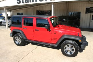 2014 Jeep Wrangler Unlimited Sport in Vernon Alabama