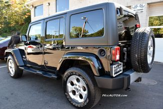 2014 Jeep Wrangler Unlimited Sahara Waterbury, Connecticut 4