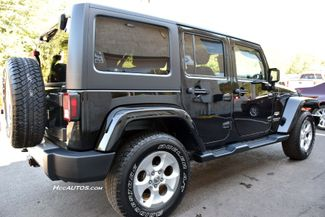 2014 Jeep Wrangler Unlimited Sahara Waterbury, Connecticut 5