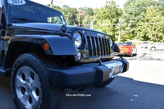 2014 Jeep Wrangler Unlimited Sahara Waterbury, Connecticut 9
