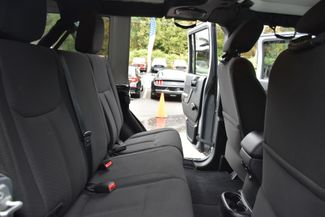 2014 Jeep Wrangler Unlimited Sport Waterbury, Connecticut 17