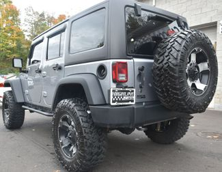 2014 Jeep Wrangler Unlimited Sport Waterbury, Connecticut 3