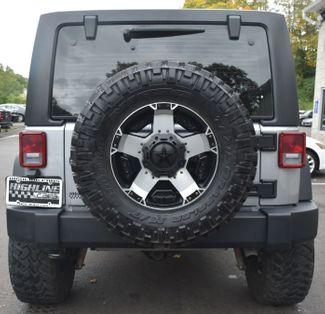 2014 Jeep Wrangler Unlimited Sport Waterbury, Connecticut 4
