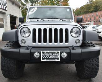 2014 Jeep Wrangler Unlimited Sport Waterbury, Connecticut 8