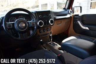 2014 Jeep Wrangler Unlimited Sahara Waterbury, Connecticut 11