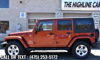 2014 Jeep Wrangler Unlimited Sahara Waterbury, Connecticut 1