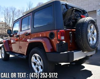 2014 Jeep Wrangler Unlimited Sahara Waterbury, Connecticut 2