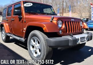 2014 Jeep Wrangler Unlimited Sahara Waterbury, Connecticut 6
