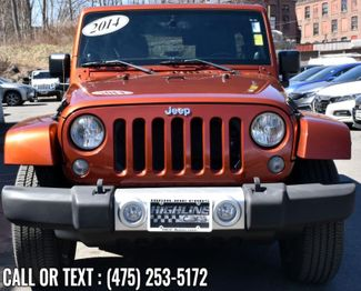 2014 Jeep Wrangler Unlimited Sahara Waterbury, Connecticut 7