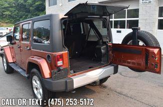 2014 Jeep Wrangler Unlimited Sahara Waterbury, Connecticut 11