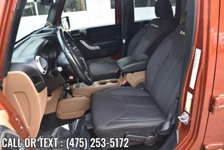 2014 Jeep Wrangler Unlimited Sahara Waterbury, Connecticut 14