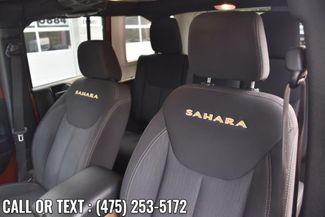 2014 Jeep Wrangler Unlimited Sahara Waterbury, Connecticut 15