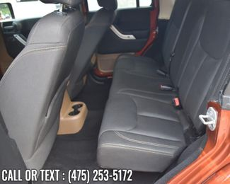 2014 Jeep Wrangler Unlimited Sahara Waterbury, Connecticut 16