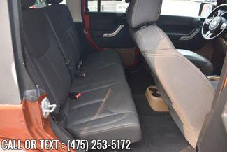 2014 Jeep Wrangler Unlimited Sahara Waterbury, Connecticut 17
