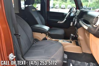 2014 Jeep Wrangler Unlimited Sahara Waterbury, Connecticut 18