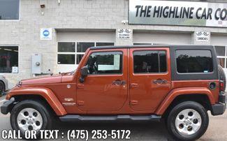 2014 Jeep Wrangler Unlimited Sahara Waterbury, Connecticut 1