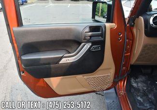 2014 Jeep Wrangler Unlimited Sahara Waterbury, Connecticut 22