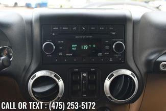 2014 Jeep Wrangler Unlimited Sahara Waterbury, Connecticut 27