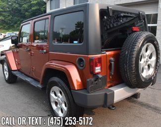 2014 Jeep Wrangler Unlimited Sahara Waterbury, Connecticut 2