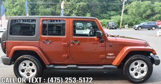 2014 Jeep Wrangler Unlimited Sahara Waterbury, Connecticut 5