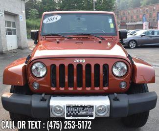2014 Jeep Wrangler Unlimited Sahara Waterbury, Connecticut 7