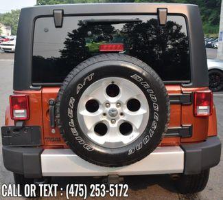 2014 Jeep Wrangler Unlimited Sahara Waterbury, Connecticut 3