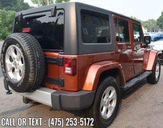 2014 Jeep Wrangler Unlimited Sahara Waterbury, Connecticut 4