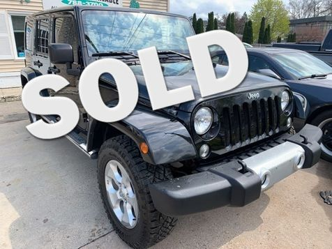 2014 Jeep Wrangler Unlimited Sahara in West Springfield, MA