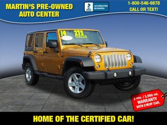 2014 Jeep Wrangler Unlimited Sport | Whitman, MA | Martin's Pre-Owned Auto Center-[ 2 ]