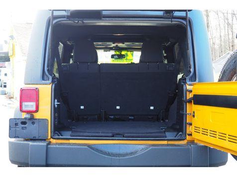 2014 Jeep Wrangler Unlimited Sport | Whitman, MA | Martin's Pre-Owned Auto Center in Whitman, MA