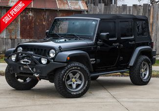 2014 Jeep Wrangler Unlimited in Wylie, TX