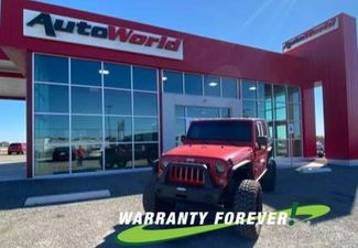 2014 Jeep Wrangler Unlimited Sport Lifted 4X4 in Uvalde, TX 78801